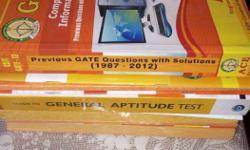 Computer science books (ace academy) for GATE EXAM