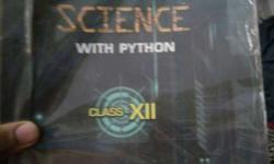 Computer science with python class XII 2015 edition