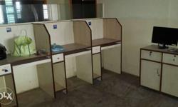 * Computer table 3 & 2 seater- 5 units * Office tables