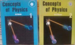Part 1 & 2 Concept of Physics by HC Verma