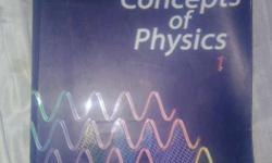 Concepts Of Physics 1 Book