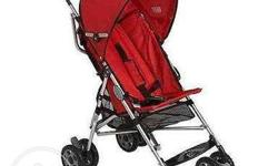 Red colour Chicco Capri Stroller available only on