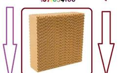Cooling Pads ENVIRO TECH evaporative Cooling Pads for
