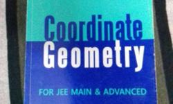 Coordinate Geometry By Dr. SK Goyal Book