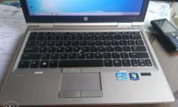 core i5 laptop 4 GB 320 GB . light used 3hrs battery
