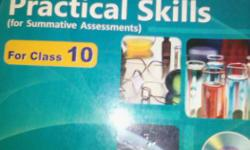 Core Science Lab Manual With Practical Skills Book