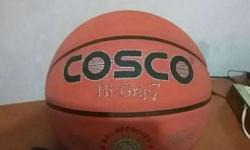 Cosco High Grip BasketBall 2 Months Old.