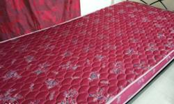 Less used branded mattress