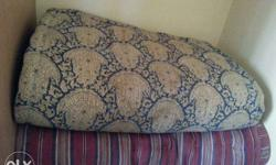 cotton single bed mattress. size 3�6.. quantity 2.