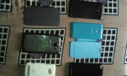 covers Samsung Galaxy,micromax 2, all covers total 6