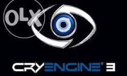 CryENGINE is developed by CryteK. It aims to provide