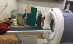 Trained CT scan technician with basic knowledge of