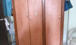 Cupboard for sale - excellent condition