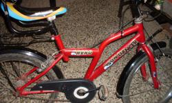 Sparingly used Hero Bicycle for sale with good