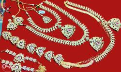 cz bridal jewellery in Mylapore very cheap price in