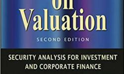 Damodaran on Valuation, book is new and haven't read
