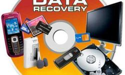 Data recovery service for Laptop/Desktop/Pen Drives/