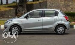 Datsun Go top spec variant bought at 4.40 lacs on the