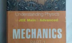 DC Pandey Mechanics part 1 for JEE mains and advanced