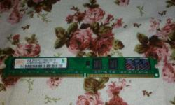 DDR3 2GB RAM FOR SELL FOR PC JUST FOR Rs - 450/- I'm
