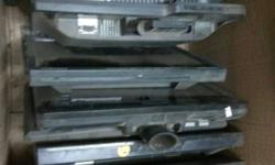 dead condition lcd monitors 10 qty