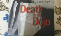 Death In The Dojo By Sue Leather