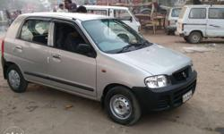 ALMOST BRAND NEW CONDITION ALTO LX CAR FOR SALE. CAR IS