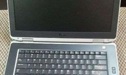 Dell Black Laptop
