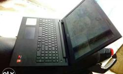 Fix and final price, Dell laptop, Inspiron 3541 black,