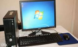 Dell BRAND 19inch LCD Core2Duo / 2GB DDR2 /250GB HDD /
