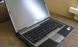 DELL D630 Laptop Latitude - SAme Condition Good battery