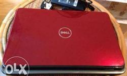 Dell i3 laptop 15.6 inch led display. 2 GB ram , 320 GB