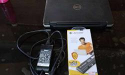 Dell Laptop for sale.I3 processor.4 GB ram.new