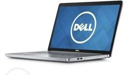 Dell laptop / i7 / 17.3 inch Full HD Touchscreen / 16GB