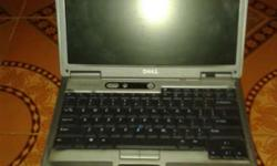 Dell Laptop in Working Condition (old model)