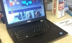 Dell latitude e 6400 laptops good condition 2gb ram 250