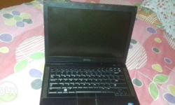 dell thinkpad e6410 laptop . i5 processor 4gb ram 320gb