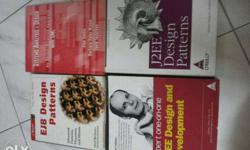 i have 4 design pattern books to sell. interested