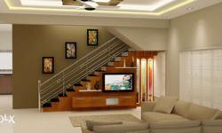 design ur interior and make ur home look luxurious flat