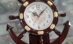 designer clock in less price with one year gurantee