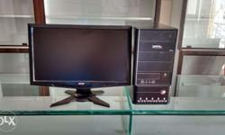 Monitor Acre , cpu Zebronic, Os Windows 7 Ultimate,