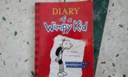 Diary of the wimpy kid book 1