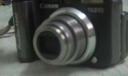 I am selling my 2 years old Canon 10 mega pixel power