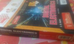Digital Electronics book by J S Katre for electronics