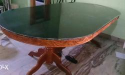 Dining table with good quality (Teak)