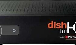 Dish Tru HD + only 35 days old. Fixed price. Contact