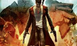 Dmc game full of action and adventure.It has much