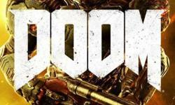 Doom 4 pc game 100 percent with multiplayer.