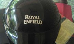 Royal Enfiled Helmet for sale DOT certified,rarely