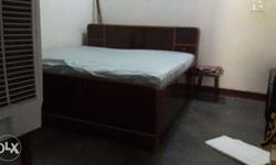 Good condition double bed for sale in adarsh nagar